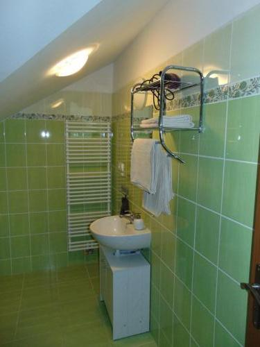 čtyřlůžko koupelna